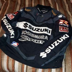 Joe Rocket Jacket: Suzuki GSXR Mat Mladin